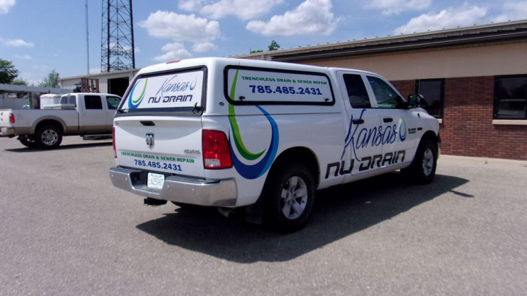 NU Drain Vehicle Wraps