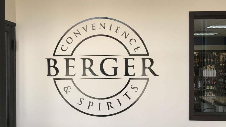 Berger Vinyl Graphics