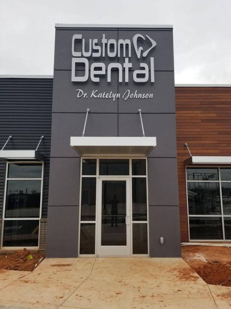 Custom Dental Channel Letters