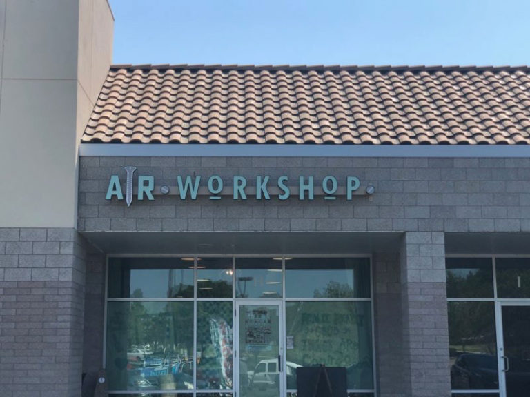 Air Workshop Channel Letters