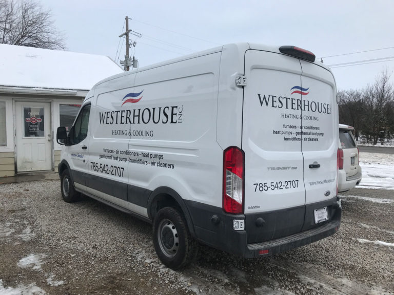 Wester House Vehicle Wraps