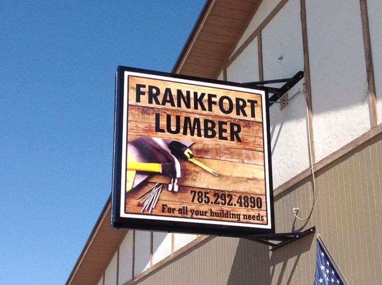 Frankfort Lumber Formed Faces