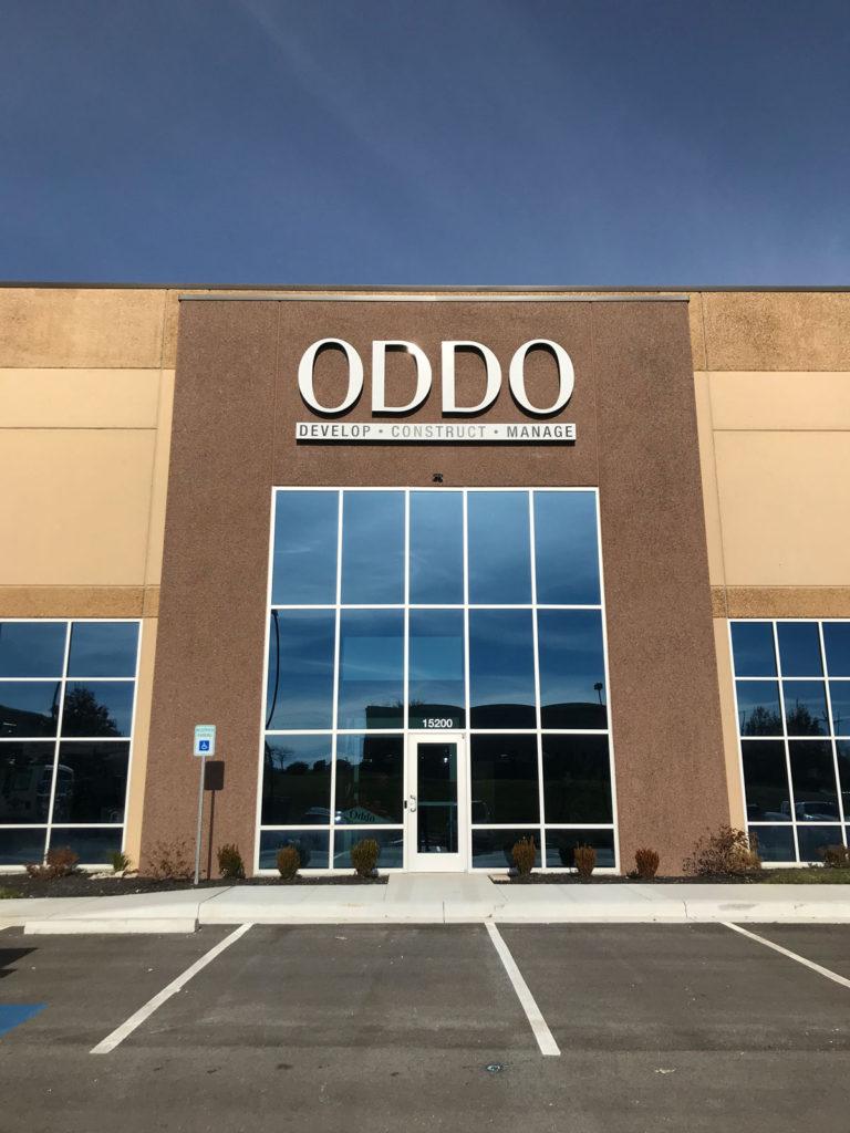 ODDO Channel Letters
