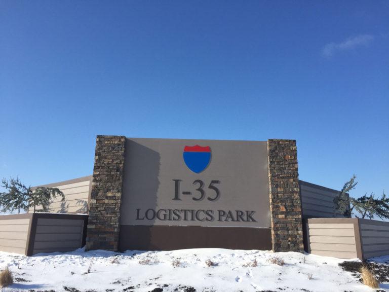 Logistics Park Monument Signs