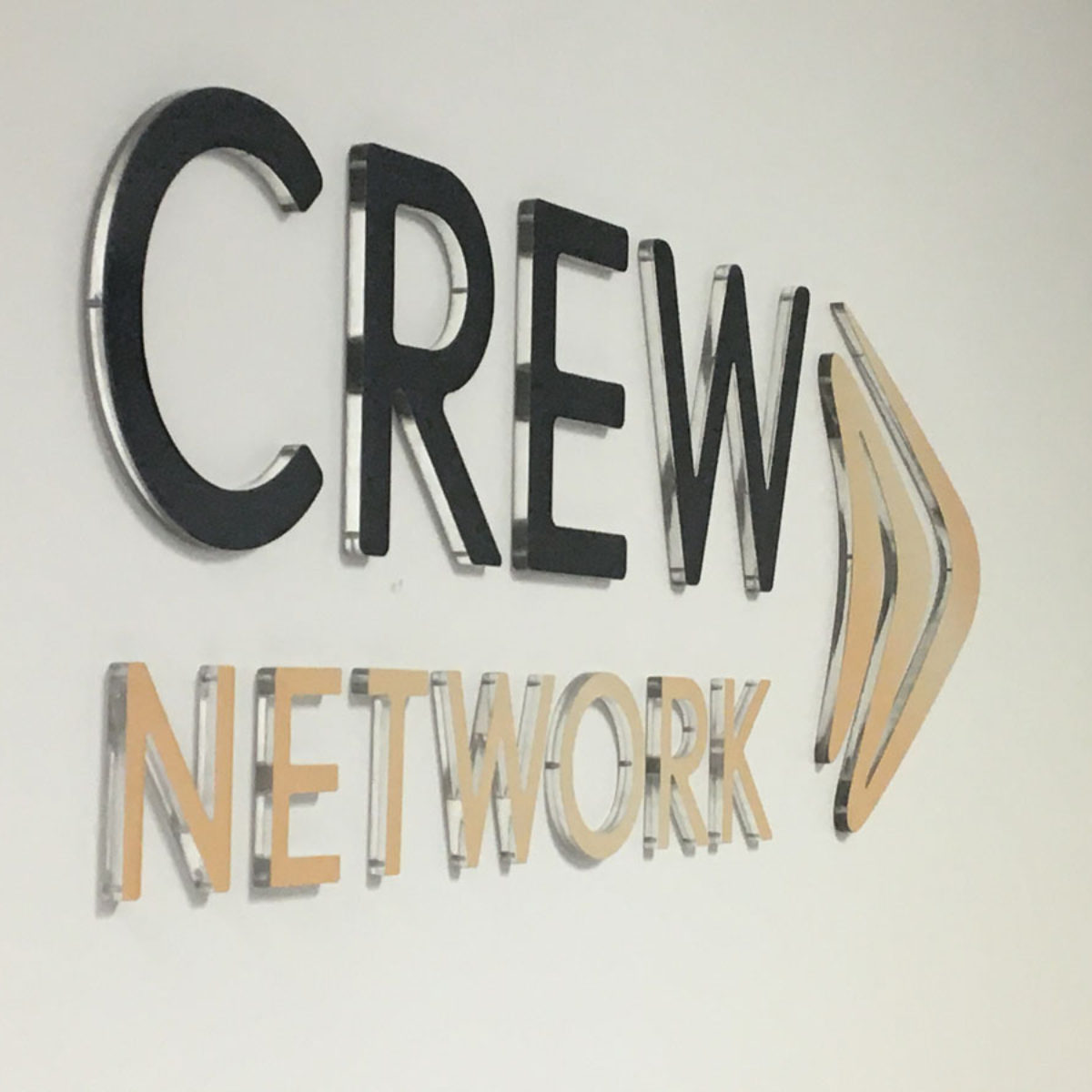 Crew Network Non-illuminated